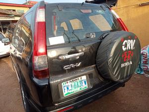 Honda CR-V 2006 Black | Cars for sale in Lagos State, Agege