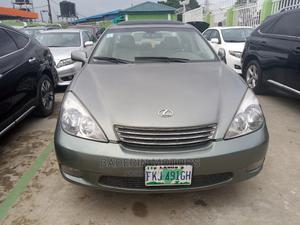 Lexus ES 2004 330 Sedan Green | Cars for sale in Lagos State, Ikeja