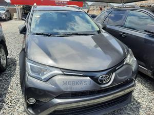 Toyota RAV4 2017 LE AWD (2.5L 4cyl 6A) Gray | Cars for sale in Lagos State, Isolo