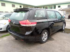Toyota Sienna 2012 LE 7 Passenger Black | Cars for sale in Lagos State, Ikeja
