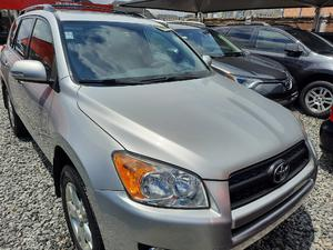 Toyota RAV4 2011 2.5 4x4 Silver | Cars for sale in Lagos State, Isolo
