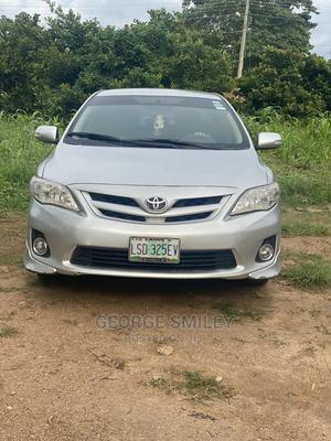 Toyota Corolla 2013 Silver | Cars for sale in Lagos State, Amuwo-Odofin