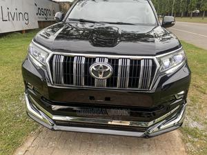Toyota Land Cruiser Prado 2014 Black | Cars for sale in Abuja (FCT) State, Wuse