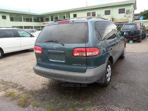 Toyota Sienna 2003 LE Blue | Cars for sale in Lagos State, Ikeja