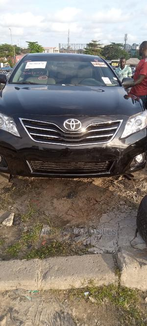Toyota Camry 2008 2.4 LE Black   Cars for sale in Lagos State, Apapa