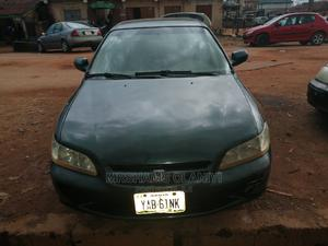 Honda Accord 1999 EX Green | Cars for sale in Plateau State, Jos