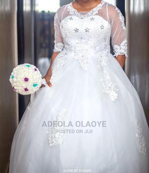 Wedding Gown   Wedding Wear & Accessories for sale in Lagos State, Ikotun/Igando