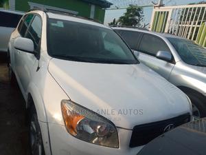 Toyota RAV4 2006 White   Cars for sale in Lagos State, Ikeja