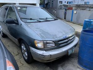 Toyota Sienna 1999 Green | Cars for sale in Lagos State, Ifako-Ijaiye