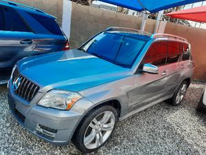 Mercedes-Benz GLK-Class 2012 Gray | Cars for sale in Lagos State, Isolo