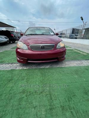 Toyota Corolla 2005 S Red | Cars for sale in Lagos State, Lekki