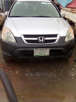 Honda CR-V 2004 Silver | Cars for sale in Lagos State, Oshodi