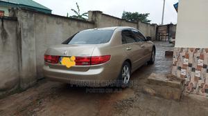 Honda Accord 2005 Sedan EX Automatic Gold | Cars for sale in Ondo State, Akure