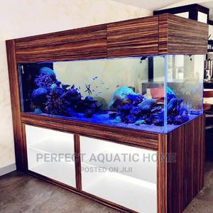 Aquarium Fishes Tank 5ft | Pet's Accessories for sale in Lagos State, Surulere