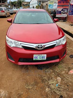 Toyota Camry 2014 Red   Cars for sale in Oyo State, Ibadan