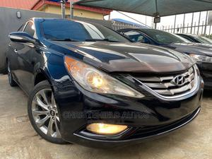 Hyundai Sonata 2013 Black | Cars for sale in Lagos State, Alimosho