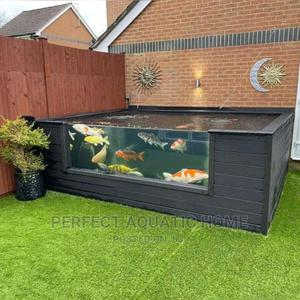 Fish Pond 7ft Length | Pet's Accessories for sale in Lagos State, Surulere