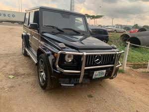 Mercedes-Benz G-Class 2011 Base G 55 AMG 4x4 Black | Cars for sale in Abuja (FCT) State, Gwarinpa