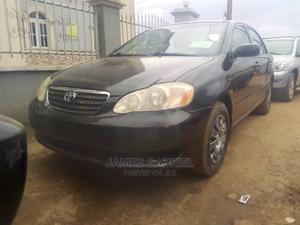 Toyota Corolla 2007 LE Black | Cars for sale in Lagos State, Ikotun/Igando
