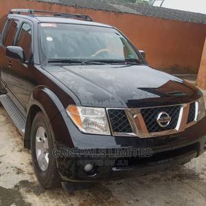 Nissan Pathfinder 2008 SE Black | Cars for sale in Lagos State, Ikeja