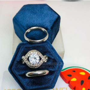 High Quality Wedding N Engagement Ring At Affordable Prices. | Wedding Wear & Accessories for sale in Lagos State, Abule Egba