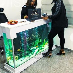 Aquarium for Reception (Table) | Pet's Accessories for sale in Lagos State, Surulere