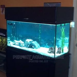 Beautiful Aquarium 4ft Length | Pet's Accessories for sale in Lagos State, Surulere