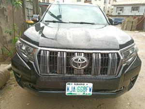 Toyota Land Cruiser Prado 2020 4.0 Black | Cars for sale in Lagos State, Shomolu