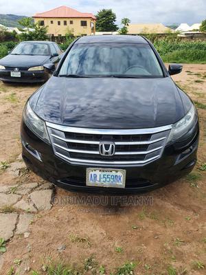 Honda Accord Crosstour 2010 EX Black | Cars for sale in Abuja (FCT) State, Kubwa