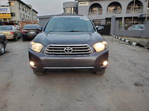 Toyota Highlander 2008 Limited 4x4 Gray | Cars for sale in Lagos State, Ajah