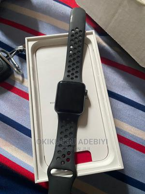 Apple Watch Series 3 38mm (With GPS)   Smart Watches & Trackers for sale in Oyo State, Ibadan
