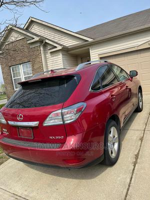 Lexus RX 2010 Red | Cars for sale in Ondo State, Ondo / Ondo State