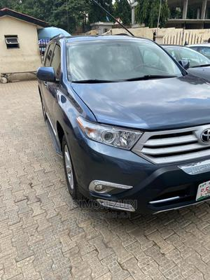 Toyota Highlander 2012 Limited Blue | Cars for sale in Abuja (FCT) State, Gwarinpa