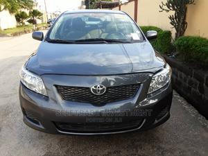 Toyota Corolla 2010 Gray | Cars for sale in Lagos State, Gbagada