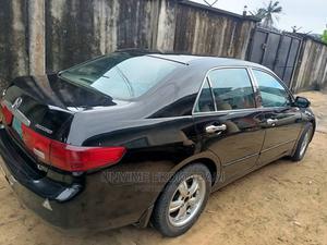 Honda Accord 2005 2.0 Comfort Automatic Black   Cars for sale in Akwa Ibom State, Eket