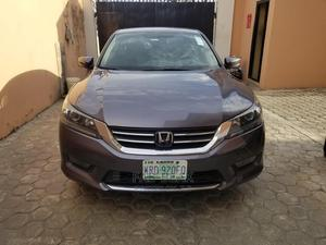 Honda Accord 2014 Purple | Cars for sale in Lagos State, Victoria Island
