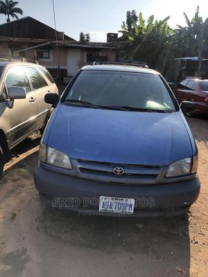 Toyota Sienna 2001 LE Blue | Cars for sale in Abia State, Umuahia