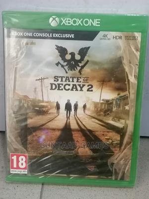 State of Decay 2 - Ultimate Edition - Xbox One   Video Games for sale in Lagos State, Lagos Island (Eko)