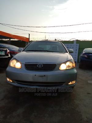 Toyota Corolla 2006 Silver   Cars for sale in Lagos State, Ogba