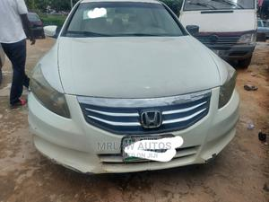 Honda Accord 2008 White | Cars for sale in Abuja (FCT) State, Asokoro