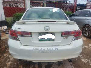 Honda Accord 2008 White   Cars for sale in Abuja (FCT) State, Asokoro