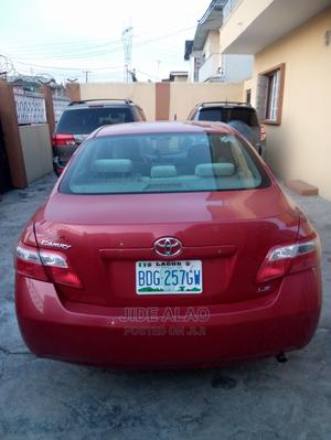 Toyota Camry 2009 Red | Cars for sale in Lagos State, Surulere