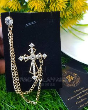 Male Gold Lapel Brooches | Jewelry for sale in Lagos State, Ajah