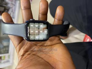 Fairly Used Apple Watch Series 5 44mm   Smart Watches & Trackers for sale in Rivers State, Eleme