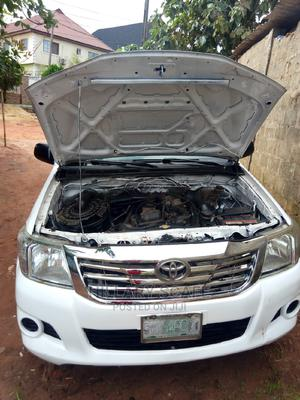 Toyota Hilux 2008 White | Cars for sale in Delta State, Oshimili North