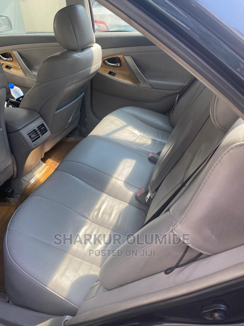 Toyota Camry 2007 Blue | Cars for sale in Abule Egba, Lagos State, Nigeria