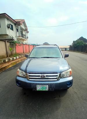 Toyota Highlander 2005 Limited V6 Blue | Cars for sale in Rivers State, Port-Harcourt