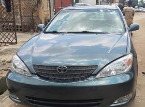 Toyota Camry 2004 Green | Cars for sale in Lagos State, Oshodi