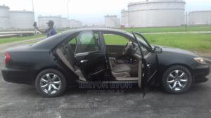 Toyota Camry 2003 Black | Cars for sale in Rivers State, Obio-Akpor