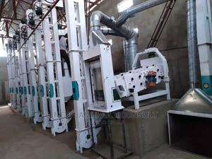 Rice Milling Plant Fullset .   Farm Machinery & Equipment for sale in Abuja (FCT) State, Idu Industrial